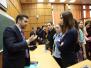 Встреча председателя Синодального информационного отдела со студентами МГИМО (5 апреля 2011)