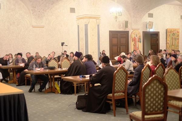 В рамках Рождественских чтений состоялось заседание секции «Секты как явление антикультуры»