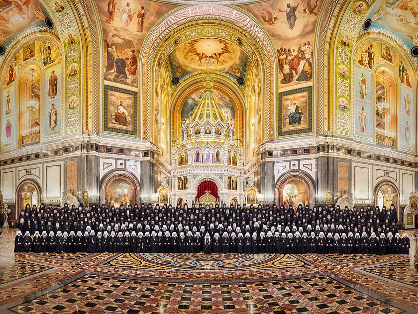 В.Р. Легойда представил Архиерейскому Собору доклад о перспективах использовании соцсетей для распространения церковной точки зрения