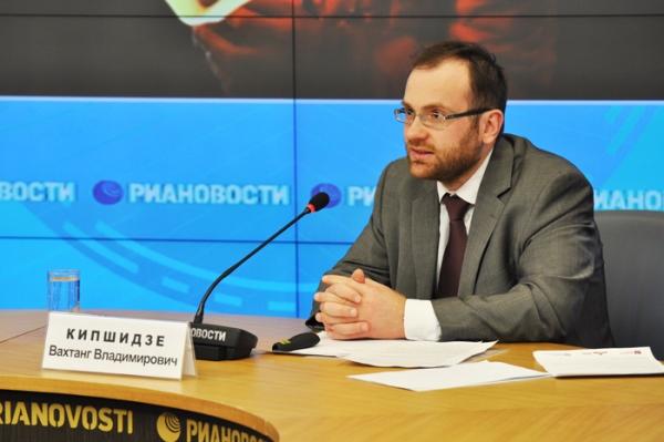 В.В. Кипшидзе назначен заместителем председателя Синодального отдела по взаимоотношениям Церкви с обществом и СМИ