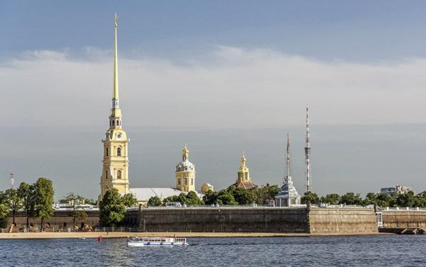 В.Р. Легойда встретился с губернатором Санкт-Петербурга