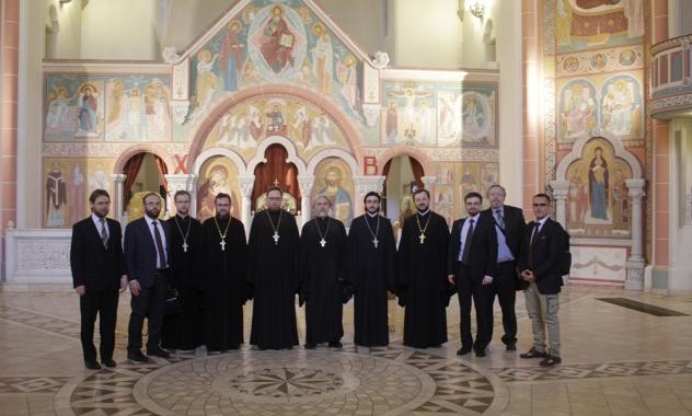 Представители Отдела приняли участие в заседании рабочей группы «Церкви в Европе» российско-германского Форума «Петербургский диалог»