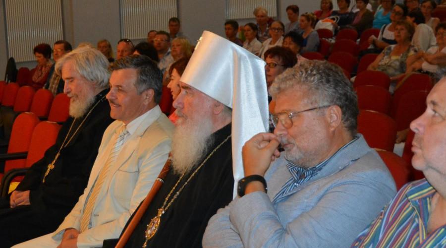 А.В. Щипков принял участие во встрече коллектива «Литературной газеты» с жителями Тарусы