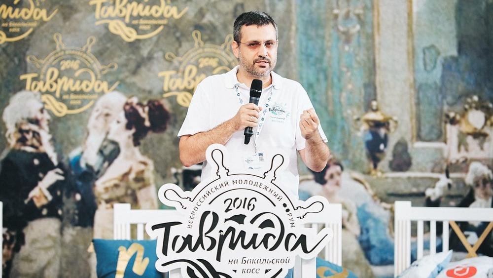 В.Р. Легойда принял участие во Всероссийском молодежном образовательном форуме «Таврида»