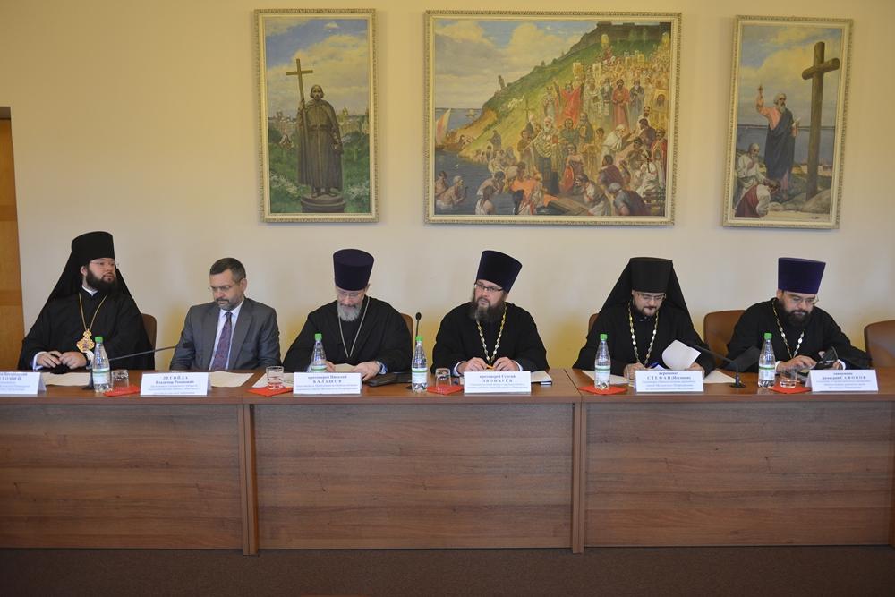 В.Р. Легойда принял участие в XXI заседании Рабочей группы по взаимодействию Русской Православной Церкви и МИД России
