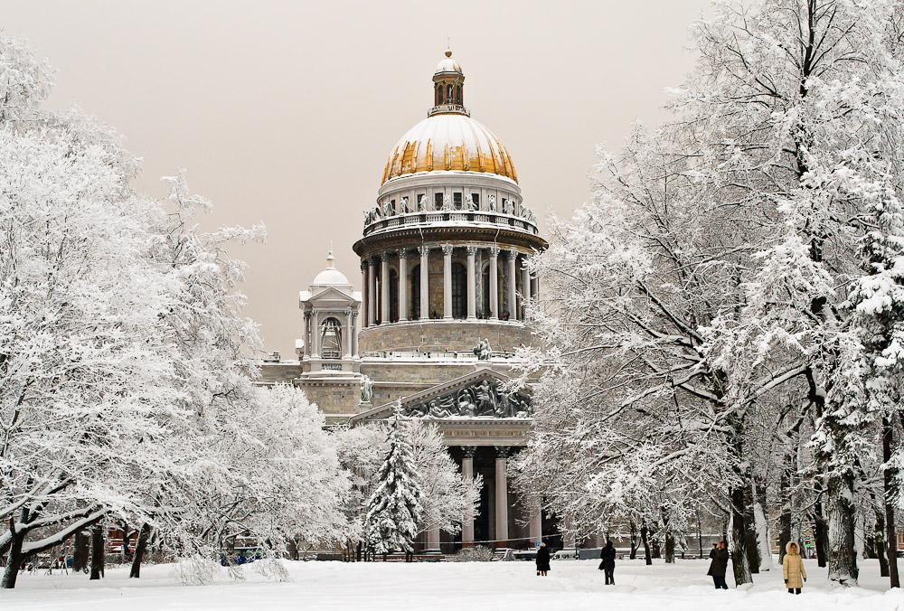 Александр Щипков: На возвращение Исаакия