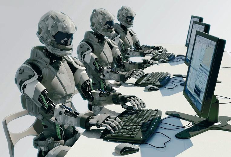 Информационно-технологический прогресс изменит социальную структуру нашего общества в ближайшие годы