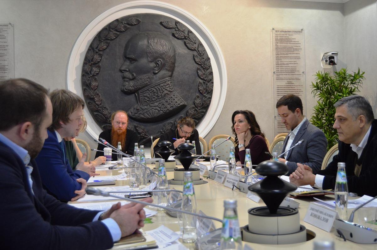 Круглый стол «Церковь и экология» прошел в рамках XXV Международных Рождественских чтений