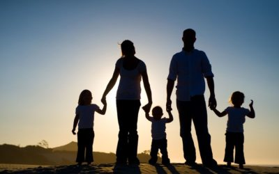 В Церкви призвали прислушаться к многодетным семьям