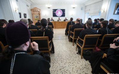В.Р. Легойда выступил на семинаре для сотрудников епархиальных миссионерских отделов