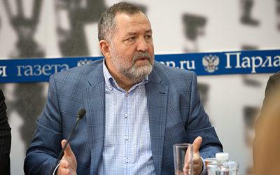 И.В. Мещан принял участие в круглом столе «СМИ и патриотическое воспитание»