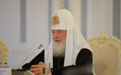 27-29 мая состоялся Первосвятительский визит Святейшего Патриарха Кирилла в Киргизскую Республику