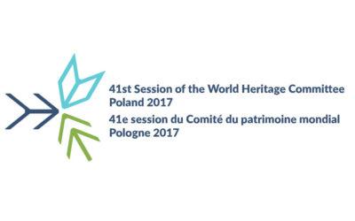 В.В. Кипшидзе принял участие в очередной сессии Комитета Всемирного наследия ЮНЕСКО