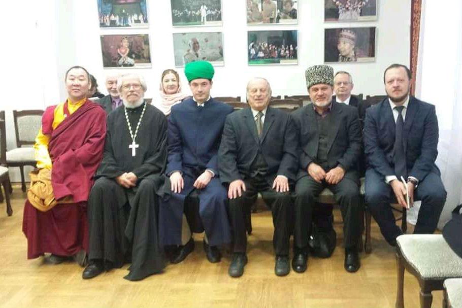 Представители Церкви приняли участие в конференции «Взаимодействие религиозных организаций с правоохранительными органами в сфере профилактики и разрешения этноконфессиональных конфликтов»