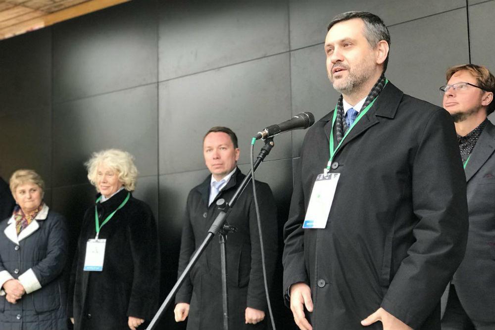 В.Р. Легойда принял участие в открытии III Российской экологической недели