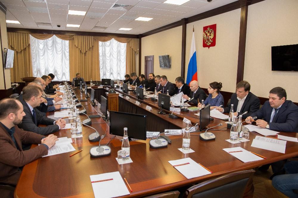 Встреча с членами правления Ассоциации СМИ СКФО состоялась в рамках медиафорума «Благословенный Кавказ»
