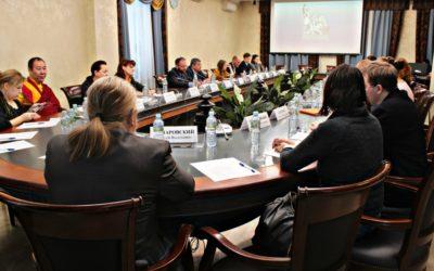 В Общественной палате РФ состоялась конференция «Нравственный климат в семье и традиционные ценности народов России»