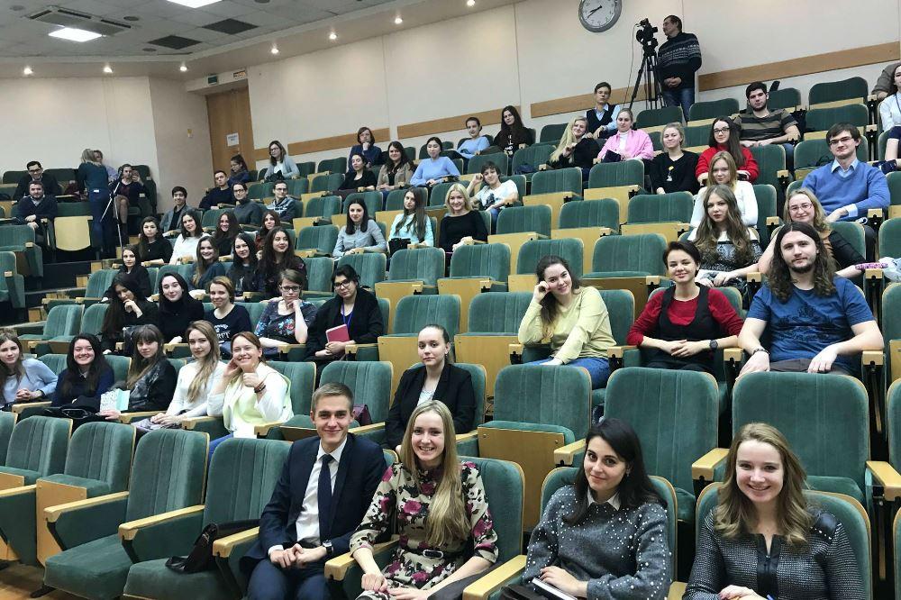 В.Р. Легойда выступил в МГИМО перед участниками проекта «Студенческие медиа: молодежь в действии»