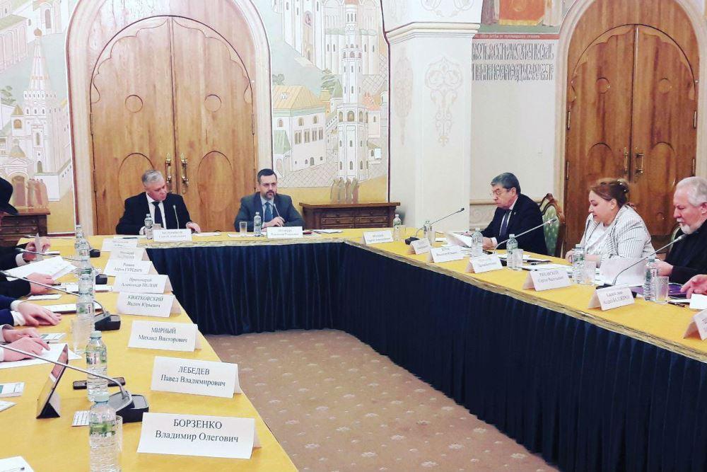 В Москве состоялось заседание Комиссии по вопросам гармонизации межнациональных и межрелигиозных отношений
