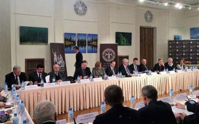 В.Р. Легойда принял участие в итоговом заседании Оргкомитета по подготовке и проведению мероприятий, посвященных 100-летию революции