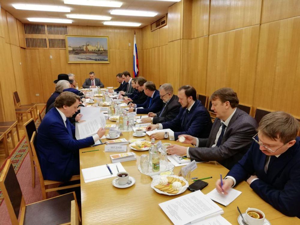 В Москве состоялось заседание Комиссии по вопросам гармонизации межнациональных и межрелигиозных отношений Совета при Президенте Российской Федерации по взаимодействию с религиозными объединениями