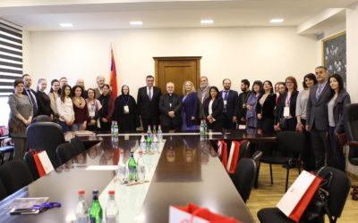В.В. Кипшидзе принял участие в экспертной  консультации по вопросам устойчивого развития объектов всемирного наследия религиозного назначения.
