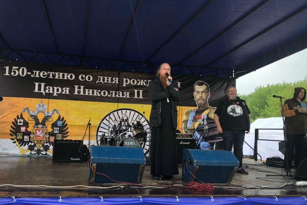 Протоиерей Димитрий Рощин принял участие в открытии фестиваля «Православие и спорт»