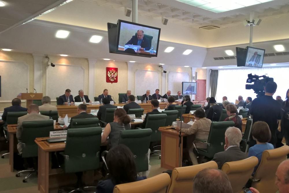 Представитель Отдела принял участие в заседании Совета по межнациональным отношениям и взаимодействию с религиозными объединениями