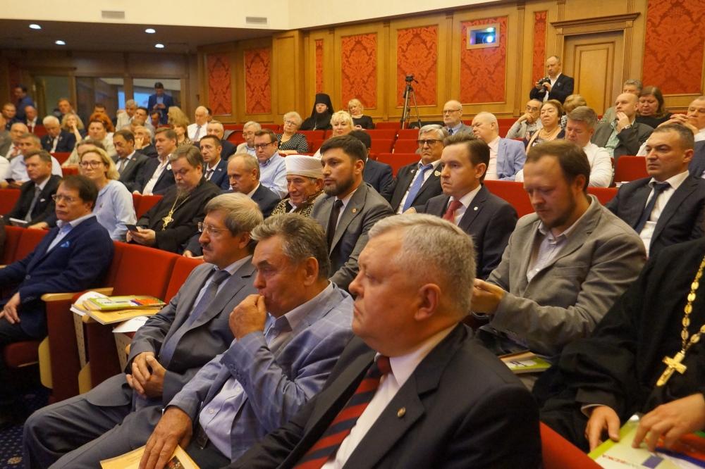 Представители Церкви приняли участие во II Съезде Общественной палаты Союзного государства