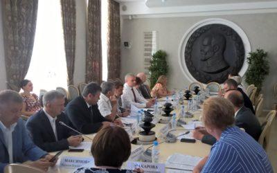 Представитель Отдела принял участие в круглом столе, посвященном вопросам соблюдения миграционного законодательства