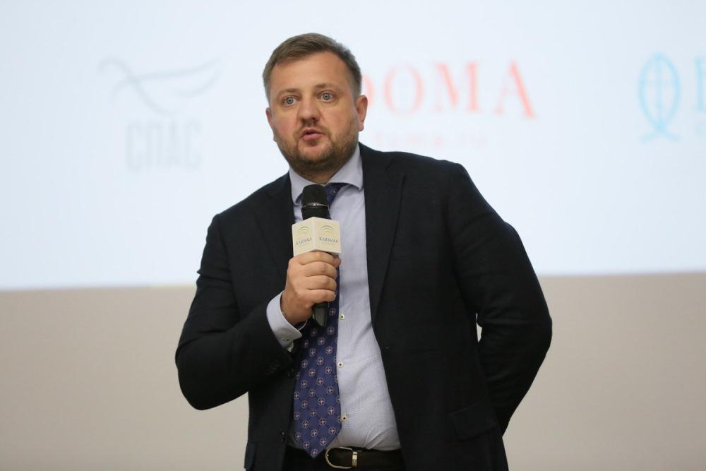Главный редактор украинского телеканала «Интер» представил на фестивале «Вера и слово» фильм о Киево-Печерской лавре