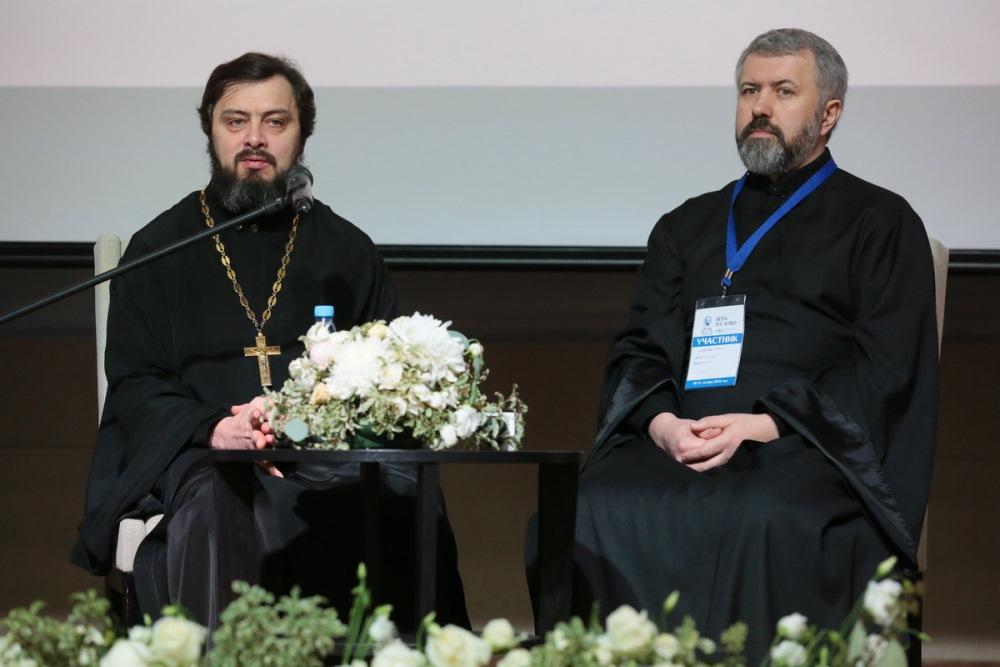 Встреча, посвященная обсуждению ситуации на Украине, прошла на фестивале «Вера и слово»