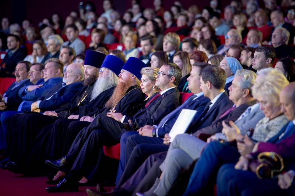 В Москве завершился XV Международный благотворительный кинофестиваля «Лучезарный Ангел»