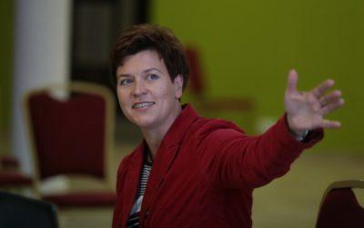 Мастер-класс «Откуда берутся фейки и как с ними бороться?» провела для делегатов фестиваля «Вера и слово» Юлия Покровская