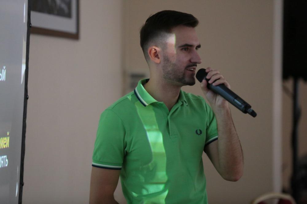 Представитель «Одноклассников» рассказал делегатам фестиваля «Вера и слово» об особенностях работы в этой социальной сети