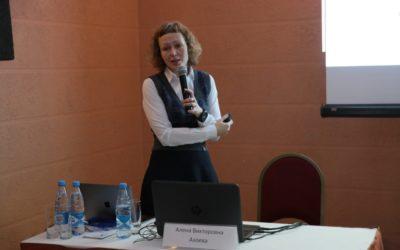 Делегаты фестиваля «Вера и слово» приняли участие в мастер-классе, посвященном изучению основ социальной рекламы