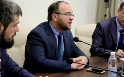 В.В. Кипшидзе встретился с сирийскими журналистами