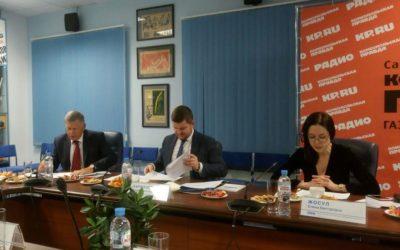 Заседание Экспертного совета по направлению «Информационная деятельность» конкурса «Православная инициатива» прошло в ИД «Комсомольская правда»