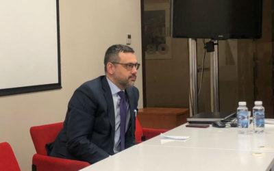 В.Р. Легойда провел встречу со студентами Академии журналистики «Коммерсантъ»
