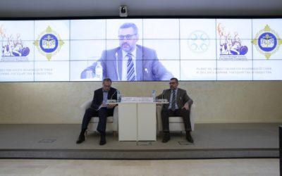 В Общественной палате РФ состоялось обсуждение вопросов взаимодействия Церкви с общественными палатами регионов России и государственными органами