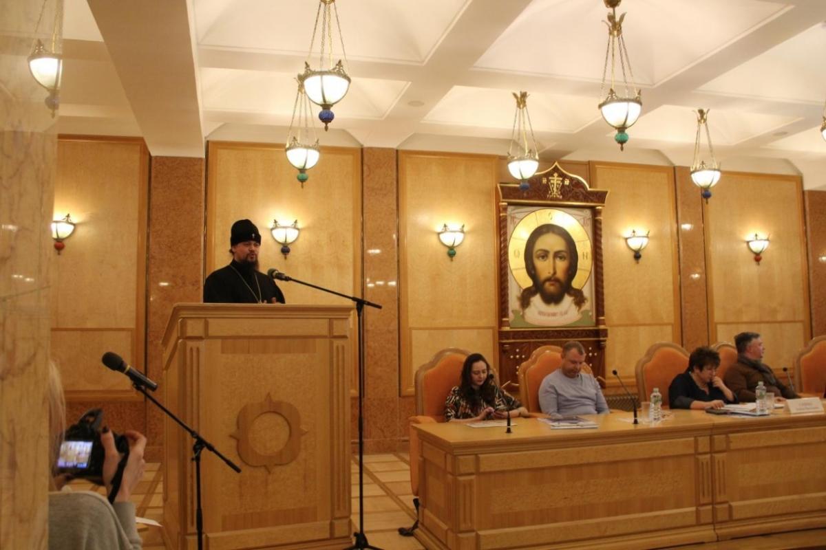 Презентация Первого Дальневосточного православного медиафорума «Доброе слово» прошла в рамках МРОЧ