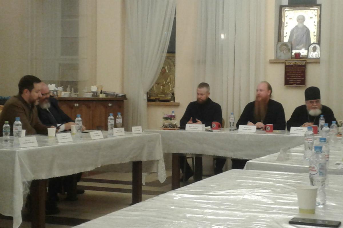 Конференция «Русская Православная Церковь и мир спорта» прошла в рамках Международных Рождественских образовательных чтений