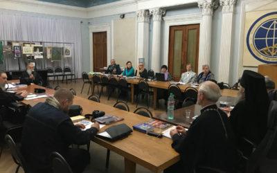 В рамках МРОЧ прошла секция «Укрепление единства поколений в наследовании православных духовных традиций в экономике, политике, праве и культуре России»