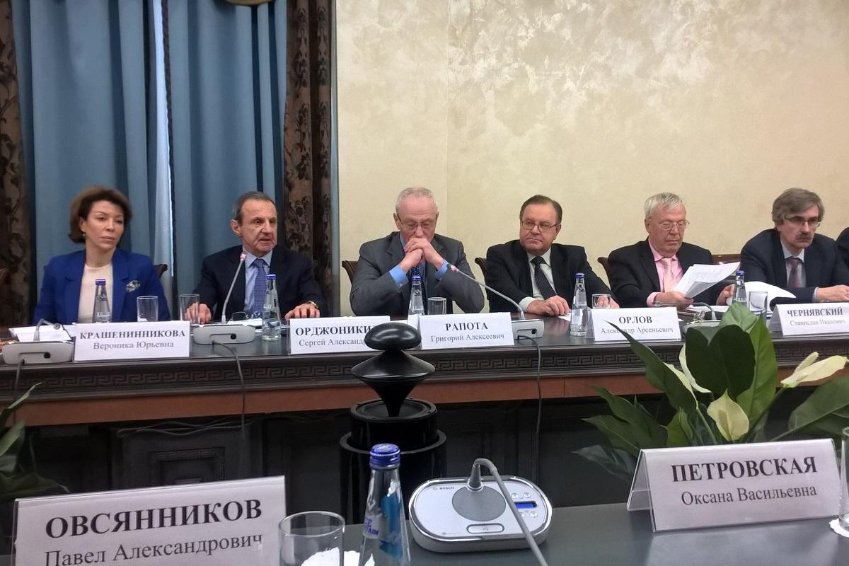 Представитель Отдела принял участие в круглом столе в Общественной палате РФ, посвященном взаимоотношениям России и Белоруссии
