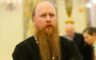 Протоиерей Димитрий Рощин принял участие в заседании Совета Императорского Православного Палестинского Общества