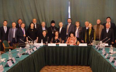Представитель Отдела принял участие в общественных слушаниях, посвященных взаимоотношениям Церкви, государства и общества в России и Белоруссии