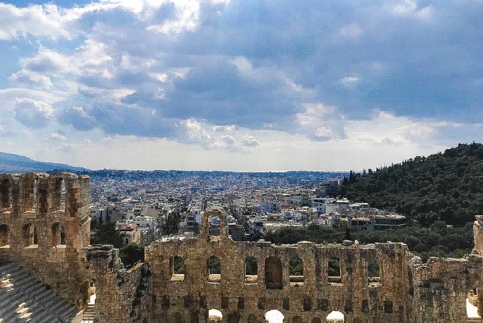 Под эгидой Отдела по взаимоотношениям Церкви с обществом и СМИ состоялся пресс-тур в Грецию