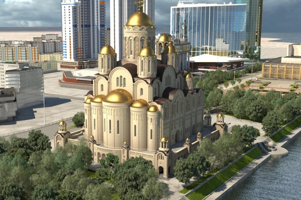 В Русской Православной Церкви прокомментировали ситуацию вокруг строительства храма в Екатеринбурге