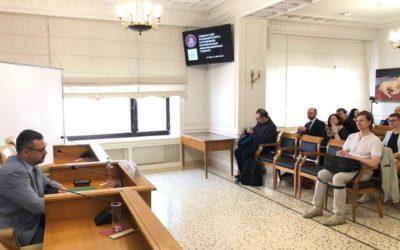 В.Р. Легойда выступил на семинаре для сотрудников и руководителей информационных отделов епархий Русской Православной Церкви