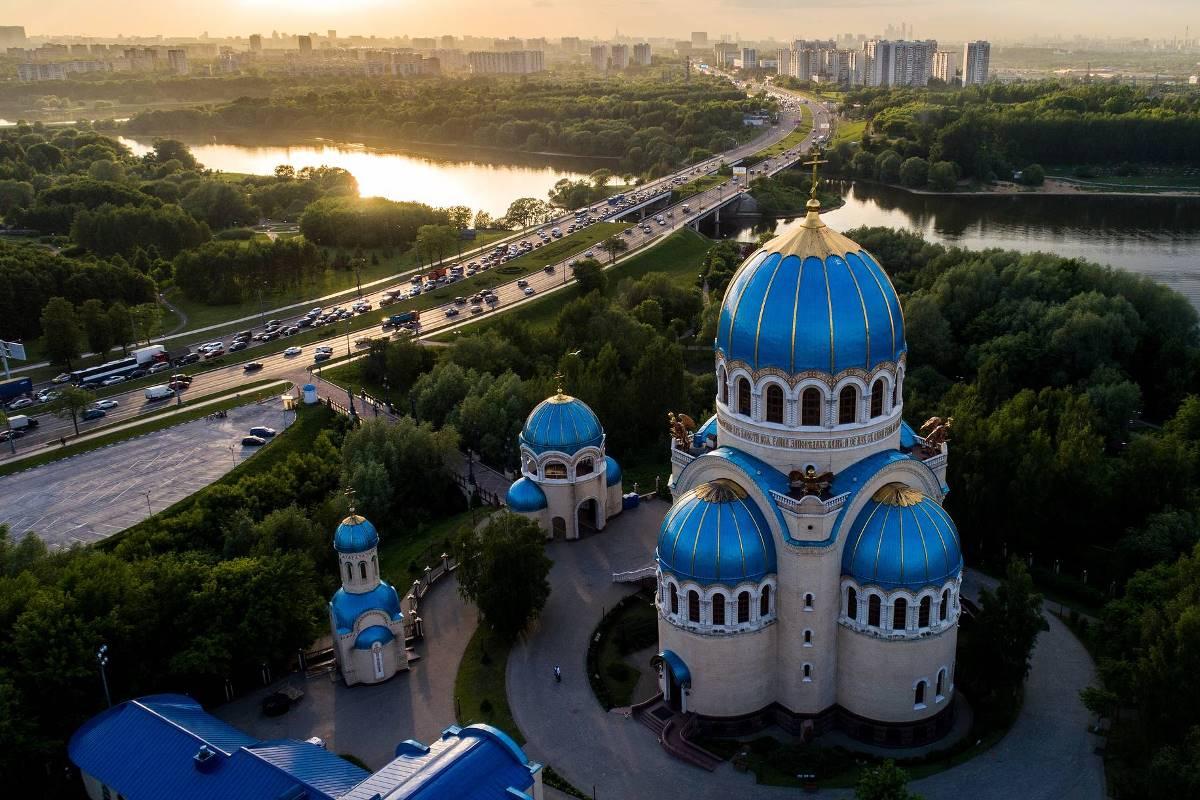 В Русской Православной Церкви назвали епархии, в которых больше всего не хватает храмов